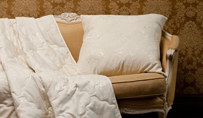 Подушка шерсть (Натурес)
