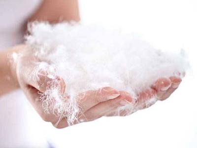 Какие бывают наполнители у одеял: пух